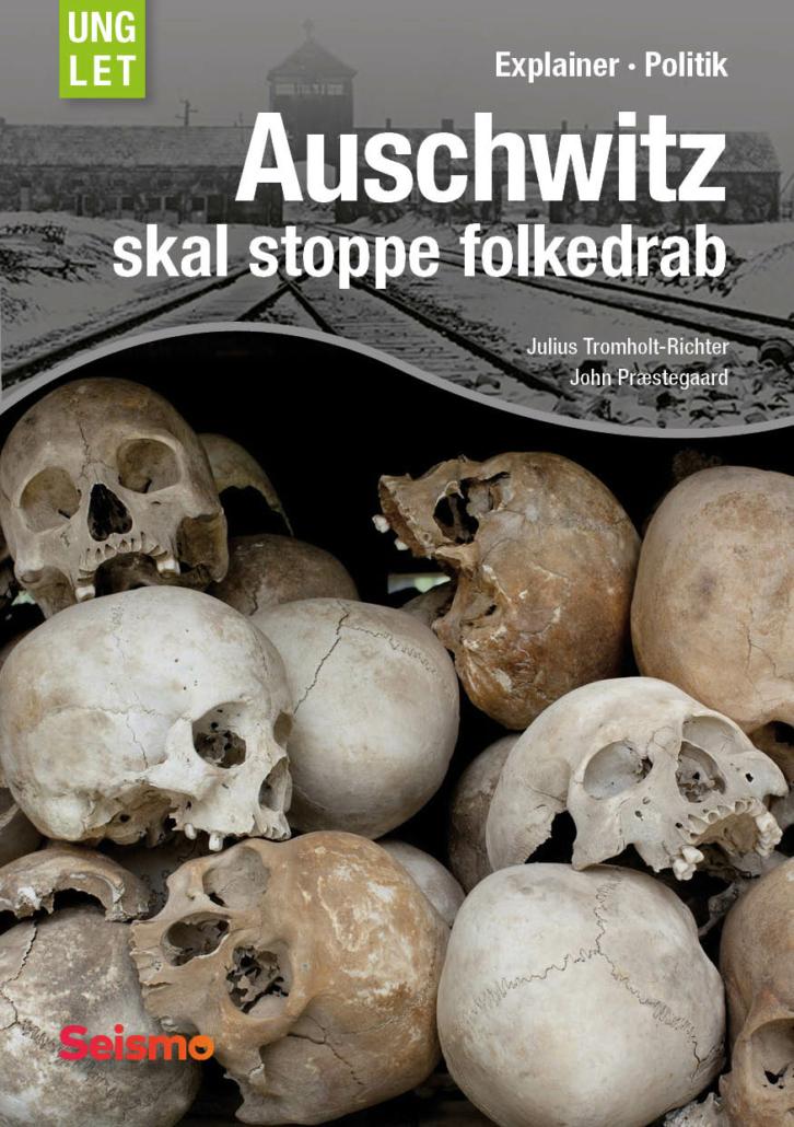 Bogen - Auschwitz skal stoppe folkedrab